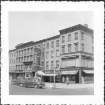 Image of [North side of Lafayette Avenue facing Lafayette Square.] - John D. Morrell photographs
