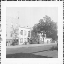 Image of [View of north side of 28th Street.] - John D. Morrell photographs