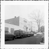 Image of [View of north side of 31st Street.] - John D. Morrell photographs