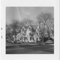 Image of [Northeast corner of Newkirk Avenue.] - John D. Morrell photographs