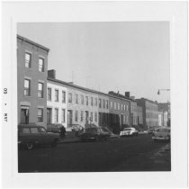 Image of [View of north side of Baltic Street.] - John D. Morrell photographs