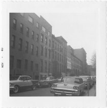 Image of [View of south side of Livingston Street.] - John D. Morrell photographs