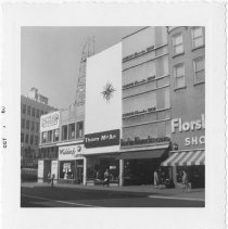 Image of [View of north side of Fulton Street.] - John D. Morrell photographs