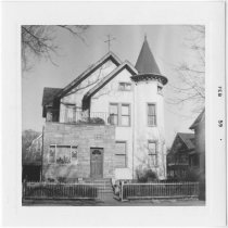 Image of [#1939 85th Street.] - John D. Morrell photographs