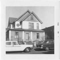 Image of [North side of 85th Street.] - John D. Morrell photographs