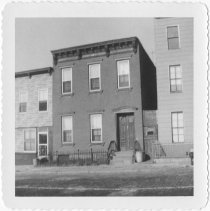 Image of [#205 Twentieth Street.] - John D. Morrell photographs