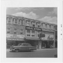 Image of [Furer's Drug Store.] - John D. Morrell photographs