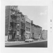 Image of [View of west side of Gold Street.] - John D. Morrell photographs
