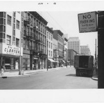 Image of [View of west side of Smith Street.] - John D. Morrell photographs