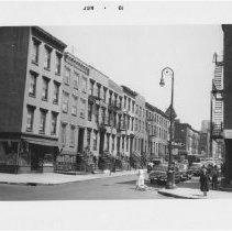 Image of [Northwest corner of Wyckoff Street.] - John D. Morrell photographs