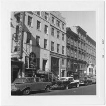 Image of [View of south side of Montague Street.] - John D. Morrell photographs