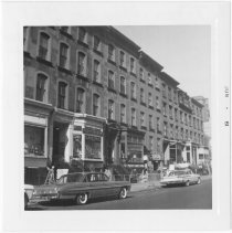 Image of [South side of Montague Street.] - John D. Morrell photographs