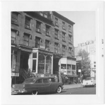 Image of [South side of Montague Street, Brooklyn Heights.] - John D. Morrell photographs