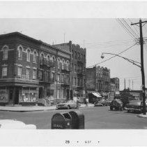 Image of [West side of 14th Avenue.] - John D. Morrell photographs