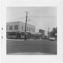 Image of [N.E. corner of 63rd Street.] - John D. Morrell photographs