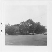 Image of [S.E. corner of 67th Street.] - John D. Morrell photographs