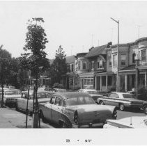 Image of [North side of 89th Street.] - John D. Morrell photographs