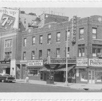 Image of [East side of Fourth Avenue.] - John D. Morrell photographs