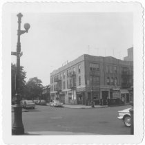 Image of [Northwest corner of Fourth Avenue and 68th Street.] - John D. Morrell photographs