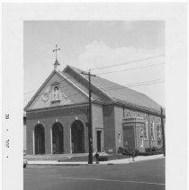 Image of [St. Ephrem R. C. Church.] - John D. Morrell photographs