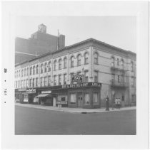 Image of [N.E. corner of 78th Street and 3rd Avenue.] - John D. Morrell photographs