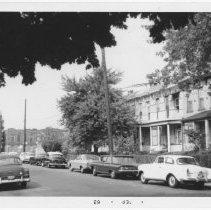 Image of [East side of Berriman Street.] - John D. Morrell photographs