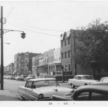 Image of [North side of Glenmore Avenue.] - John D. Morrell photographs