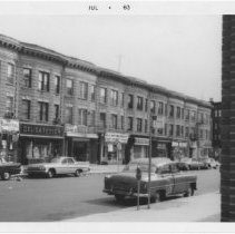 Image of [South side of Cortelyou Road.] - John D. Morrell photographs