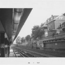 Image of [Beverly Road station.] - John D. Morrell photographs