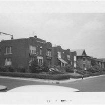 Image of [N.E. corner of Montgomery Street.] - John D. Morrell photographs