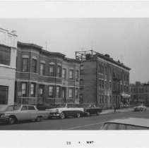 Image of [East side of Rogers Avenue.] - John D. Morrell photographs