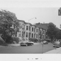Image of [View of north side of Clarkson Avenue.] - John D. Morrell photographs