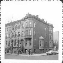 Image of [Corner of Bedford Avenue & Clymer Street.] - John D. Morrell photographs