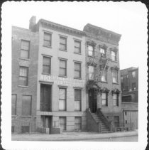 Image of [East side of Wythe Avenue between South 3rd Street & South 4th Street.] - John D. Morrell photographs