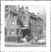 Image of [Hotel Palm southwest corner of Henry Street and Pierrepont Street.] - John D. Morrell photographs