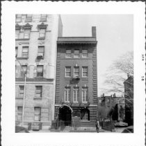 Image of [Clinton Residence Club  #477 Washington Avenue.] - John D. Morrell photographs