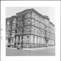Image of [Northeast corner of 6th Avenue (left) and 7th Street.] - John D. Morrell photographs
