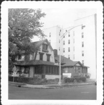 Image of [Northeast corner of East 14th Street and Avenue N.] - John D. Morrell photographs