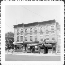 Image of [Northeast corner of 86th Street and 12th Avenue (at far left).] - John D. Morrell photographs