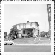 Image of [North side of 86th Street between Fort Hamilton Parkway and 7th Avenue.] - John D. Morrell photographs