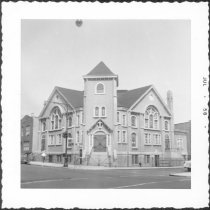 Image of [Elim Methodist Church northeast corner of 48th Street and 7th Avenue.] - John D. Morrell photographs