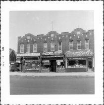 Image of [Northeast corner of 86th Street and 17th Avenue (at far left).] - John D. Morrell photographs