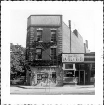 Image of [Newkirk Avenue southwest corner of East 17th Street at left.] - John D. Morrell photographs