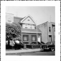 Image of [#1345  71st Street, Brooklyn, L.I.] - John D. Morrell photographs