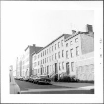 Image of [North side of Butler Street.] - John D. Morrell photographs
