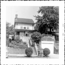 Image of [#1067 85th Street.] - John D. Morrell photographs