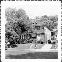 Image of [#7603 Colonial Road, Brooklyn, L.I.] - John D. Morrell photographs