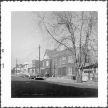 Image of [North side of East 98th Street.] - John D. Morrell photographs
