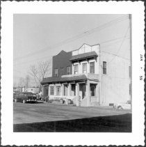 Image of [Northwest side of East 104th Street.] - John D. Morrell photographs
