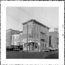 Image of [North side of New Lots Avenue (right).] - John D. Morrell photographs